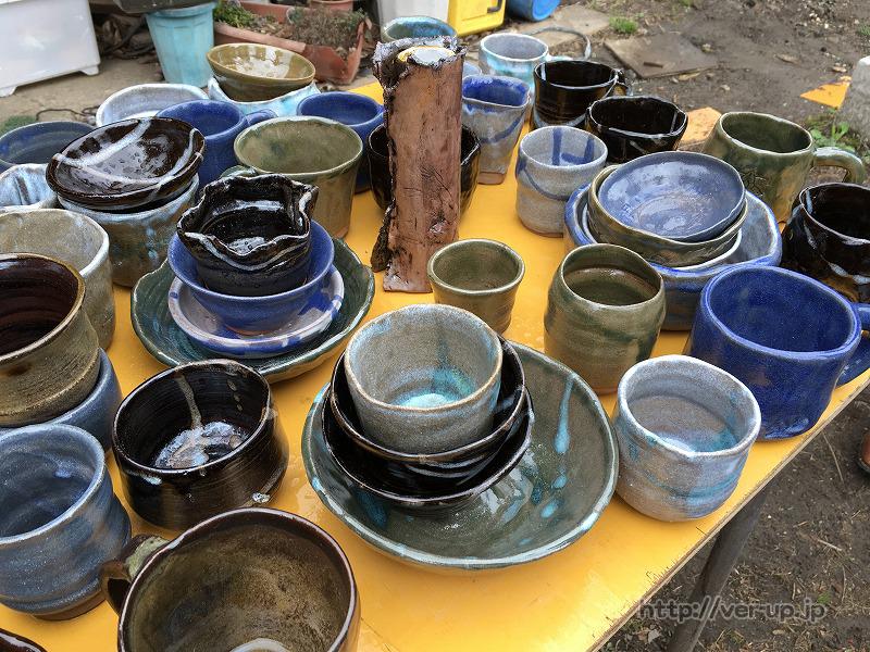 美土里の洞の陶芸焼き上がりイメージ