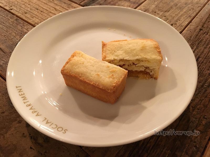 パイナップルケーキのやまねフランス版
