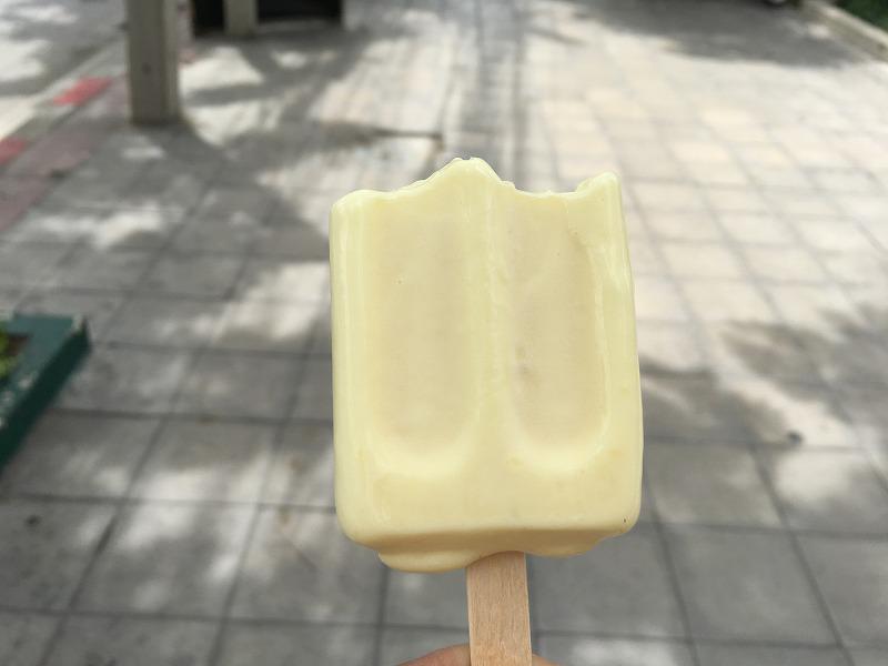 ドリアンアイス