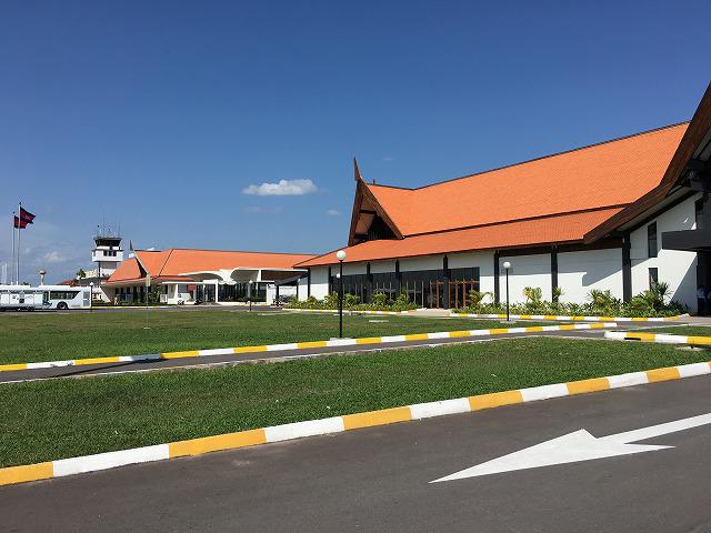 シュリムアップ空港