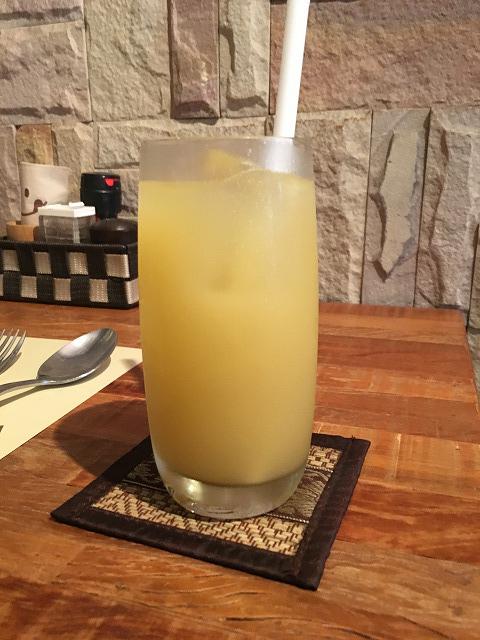 My Porchのパイナップルジュース